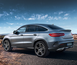 Oferta Mercedes GLE 350 d 4M Coupé con Mercedes-Benz Alternative